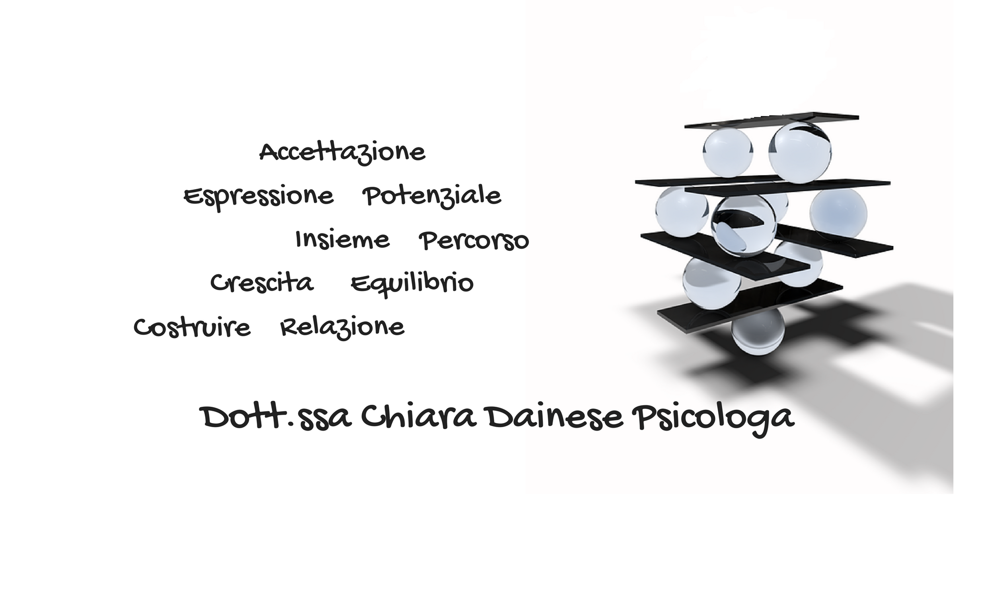 Chiara Dainese Psicologa